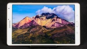 Das Galaxy Tab S 8.4 von Samsung