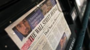 Das Wall Street Journal wurde zum zweiten Mal in Folge Opfer eines Hacker-Angriffs.