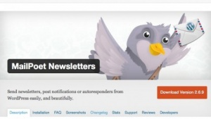 Im Wordpress-Plugin Mailpoet steckt eine gefährliche Sicherheitslücke.