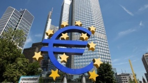 Sitz der EZB in Frankfurt am Main