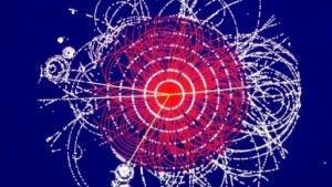 Simuliertes Higgs-Ereignis: weitere Erkenntnisse über das 2012 entdeckte Teilchen