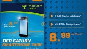 Media Markt und Saturn bieten ab sofort einen eigenen Prepaid-Tarif an.