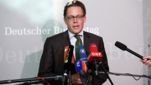 Konstantin von Notz, NSA-Ausschuss-Obmann der Grünen