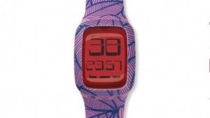 Das Swatch-Modell Touch soll zur Smartwatch ausgebaut werden.