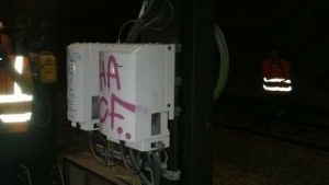 E-Plus-Netzwerk unter dem Berliner Bezirk Neukölln