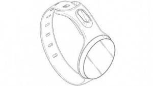 Samsung hat sich Smartwatch-Designs mit runden Displays patentieren lassen.