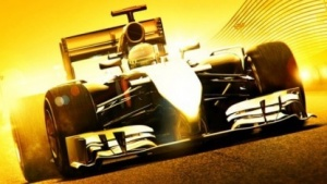 Artwork von F1 2014