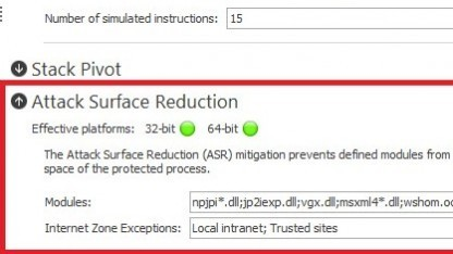EMET 5.0 hilft Administratoren bei der Absicherung unsicherer Software.