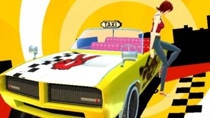 Crazy Taxi - City Rush