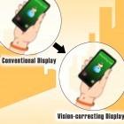 MIT Media Lab: Bildschirm gleicht Sehfehler aus