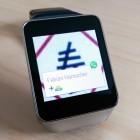 Android Wear: Whatsapp und Facebook Messenger kommen auf die Smartwatch
