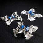 Roboter: Transformer aus Papier