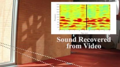 Aus Videoaufnahmen von Chipstüten konnten MIT-Forscher Gespräche rekonstruieren.