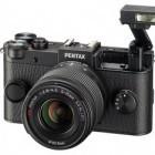 Pentax Q-S1: Mini-Systemkamera im Retrogewand