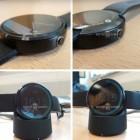 Motorola-Smartwatch: Bilder und technische Daten der Moto 360