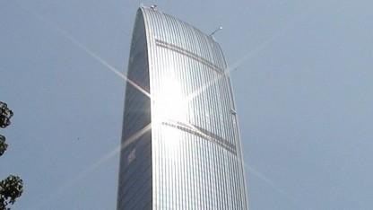 Im Hotel in den Stockwerken 75 bis 98 konnte ein Sicherheitsforscher die Lichter kontrollieren.