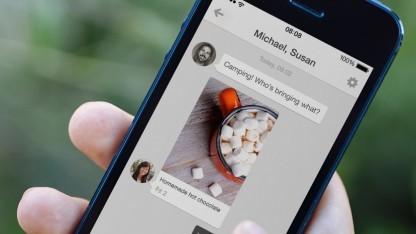 Messages: Pinterest führt Chat-Funktion ein