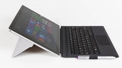 Surface 3 Pro bekommt ein Firmware-Update.