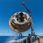 """Raumfahrt: Nasa zeigt Testflug von """"fliegender Untertasse"""""""