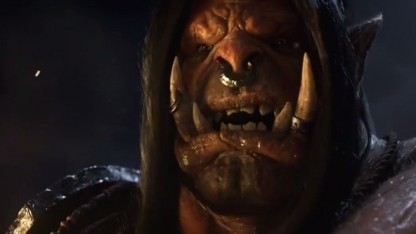 Grommash Hellscream im Intro von Warlords of Draenor