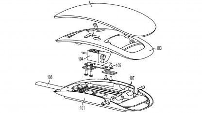 Apple Force Sensing Mouse