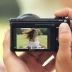 Winziges Modell: Sony A5100 - Systemkamera mit schnellem Autofokus