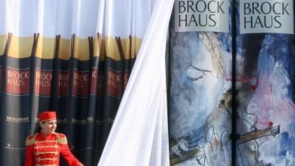 Letzte Ausgabe: Vorstellung der 21. Auflage auf der Frankfurter Buchmesse 2007