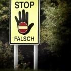 Geisterfahrer: Bundesregierung plant elektronische Überwachung der Autobahn