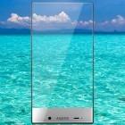 Sharp Aquos Crystal: Smartphone mit besonders dünnem Displayrahmen