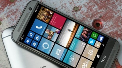 One (M8) mit Windows Phone 8.1