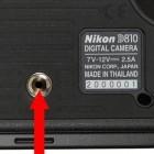 Spiegelreflexkamera: Schwarzer Punkt gegen helle Punkte der Nikon D810