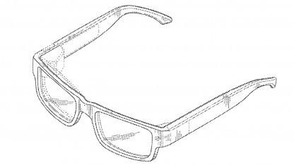 Google Glass in unauffälliger Form