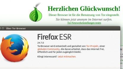 Der Tor-Browser wurde auf seine Sicherheit überprüft.