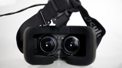 Das Oculus Rift DK2