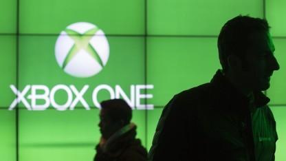 Logo der Xbox One