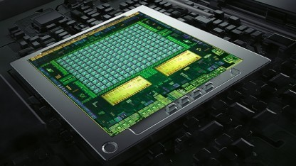 Der Tegra K1 Denver mit zwei 64-Bit-Kernen