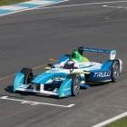 Formel E: Motorsport zum Zuhören