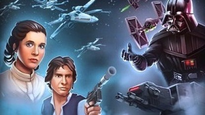 Artwork von Star Wars Commander