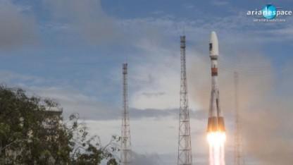 Die ersten beiden FOC-Satelliten des Galileo-Systems haben den Orbit erreicht, allerdings mit einer Abweichung.