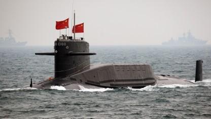 U-Boote könnten bald in weniger als zwei Stunden von Schanghai nach San Francisco fahren.
