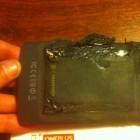 Besitzer leicht verletzt: Smartphone in Hosentasche explodiert
