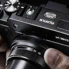 Digitalkamera: Fujifilm X30 verliert optischen Sucher