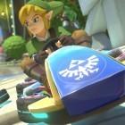 Mario Kart 8: Rennen mit Link und Prinzessin Peach