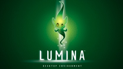 Der Lumina-Desktop bekommt auch eigenes Artwork.