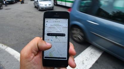Uber darf in Hamburg vorerst weiterfahren