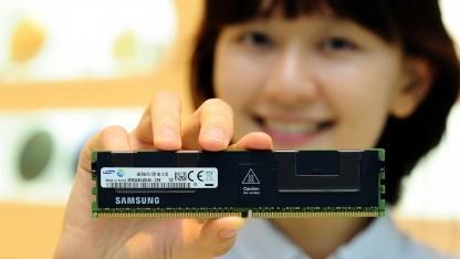 DDR4-Arbeitsspeicher mit gestapelten Chips
