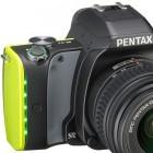 Pentax K-S1: Spiegelreflexkamera mit Lichtorgel