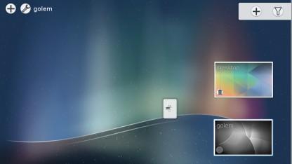 Plasma Active ist auf die Frameworks 5 portiert worden.