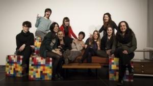 Das Team des Berliner Startups Frestyl