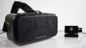 Oculus Rift Developer Kit 2